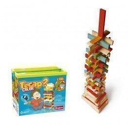 Planchettes Técap Color 100 pièces