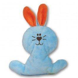 Doudou petit Lapin bleu