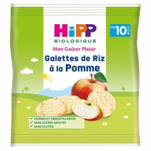 HiPP Galettes de Riz à la Pomme dès 10m