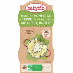 Babybio Bol Légumes dès 12 mois