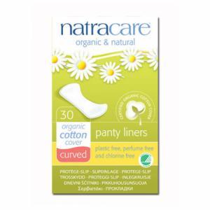 Natracare Protège-slips incurvés