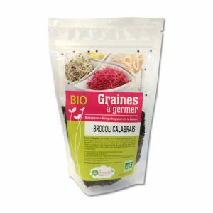 Graines à germer bio Brocoli calabrais