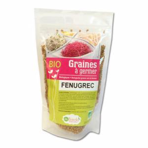 Graines à germer Fenugrec bio