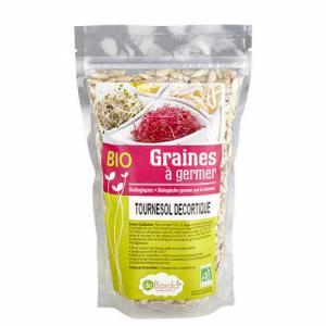 Graines à germer tournesol décortiqué bio