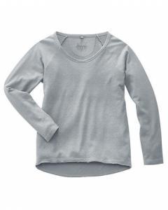 T-shirt femme raglan et manches longues