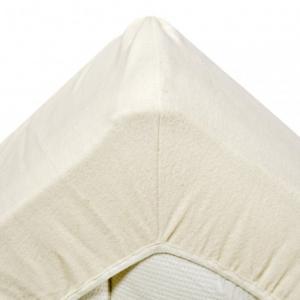 Protège matelas en coton bio Nicole Germain Dimensions 90x190
