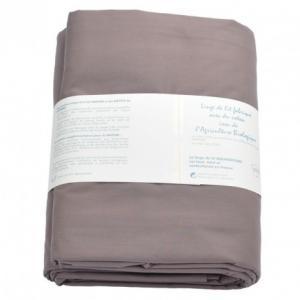 Housse de couette coton bio Aquanatura Couleur Cassis Dimensions 240x220