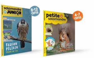 Abonnement La Petite Salamandre   La Salamandre Junior