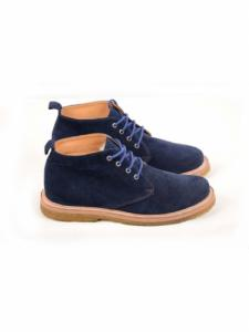 Chukka Boots - Total Eclipse - Knowledge cotton Apparel