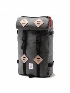 Sac à dos Klettersack - Charcoal - Topo Designs