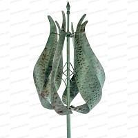 Mobile Eolienne Jubilée avec pied, en métal
