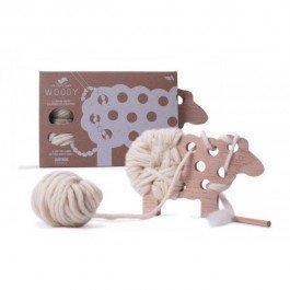 Woody Le Mouton laine écrue