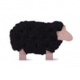 Woody Le Mouton laine marron