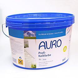 Peinture à la chaux - Qualité PRO - n°344 AURO
