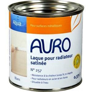 Laque pour radiateur, demi-mate n° 257 AURO
