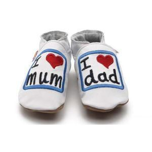 I love mum - dad