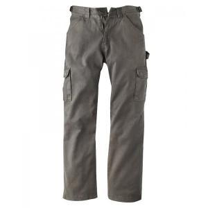 Cargo field pants asphal