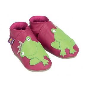 frog fushia