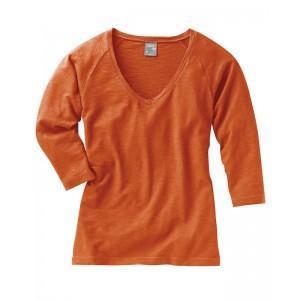 Raglan orange