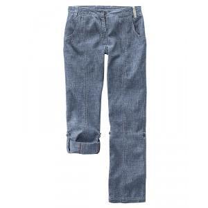 Pantalon bleu denin