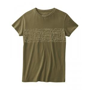 T-shirt bio 'typo'