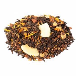 Thé Pu-erh Caramel ( sachet 50 g - )