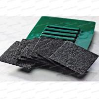 Filtres anti odeur à charbon actif pour bio seau. Sachet de 6
