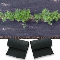 Feutre de culture pour semis, 2 rouleaux de 500cmx30cm