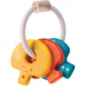 Hochet  porte clés plantoys bébé