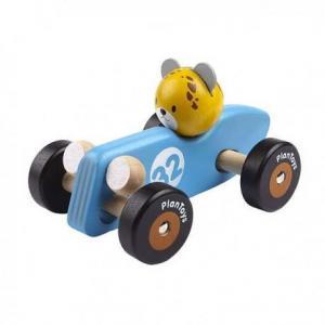 Petite voiture course en bois 'catheram' plantoys