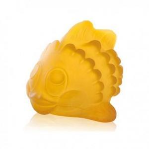 Jouets de bain hévéa poisson poly - jouet  de bain ecologique