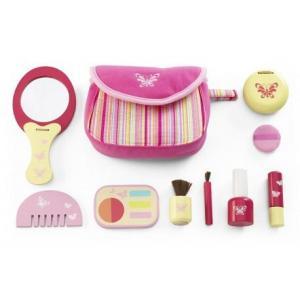 Set maquillage pinky cosmetic wonderworld - jouets en bois