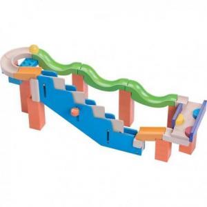 Circuit wonderworld trix track escalier - circuit billes