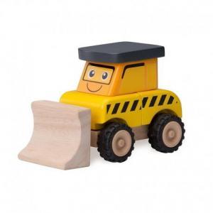Camion pelleteuse à construire  wonderworld - jouets en bois