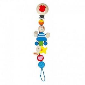 Attache sucette pirates heimess - jouets accessoire bébés