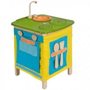 Dinette cuisine plantoys 'planwood'  - jouet cuisine en bois