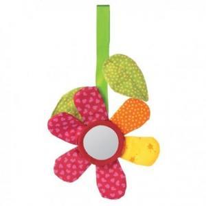 Clip hochet sigikid fleur baby fit - fun - hochet pour portique