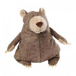 Doudou petit ours mountain beasts 'heidi' sigikid - doudou bébé