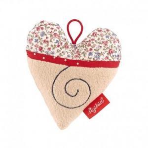 Hochet sigikid coeur - jouet bio