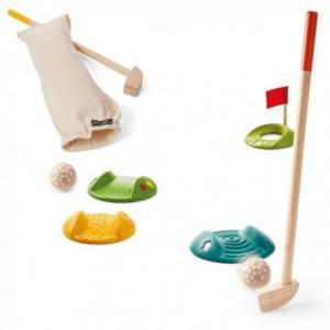 Jeu de mini golf double plantoys 'planwood'