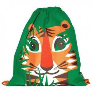 Coq en pâte sac d'activités maternelle vert tigre - mibo