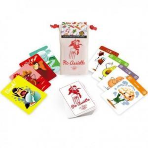 Jeu de cartes pic assiette les jouets libres - jouets écolo