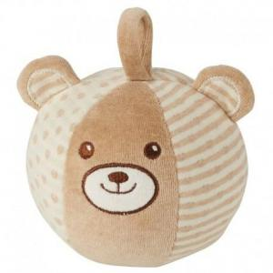 Jouets naissance everearth balle ours - jouets bio