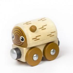 Petit train en bois finbar marga meadow - circuit trains