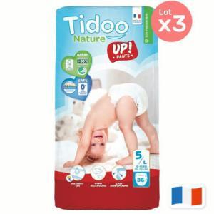 TIDOO 3x36Culottes ECO JUNIOR T5 12-18kg