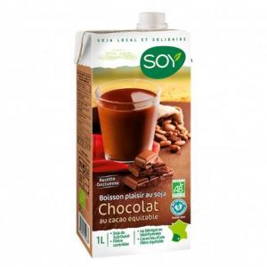 Boisson plaisir Soja - Chocolat