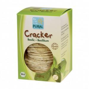 Cracker Basilic Sans Gluten