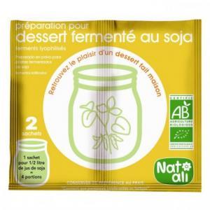 Ferment yaourt au soja
