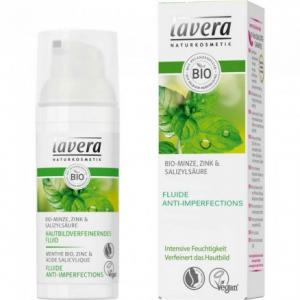 Fluide anti-imperfection à la menthe
