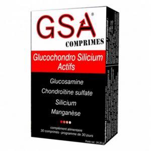 GSA (Articulations) 30 comprimés